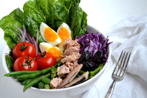 BRAIN BOOSTING SALAD NICOISE
